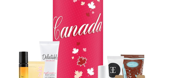 TopBox Limited Edition Canada Box 2018 Available Now!