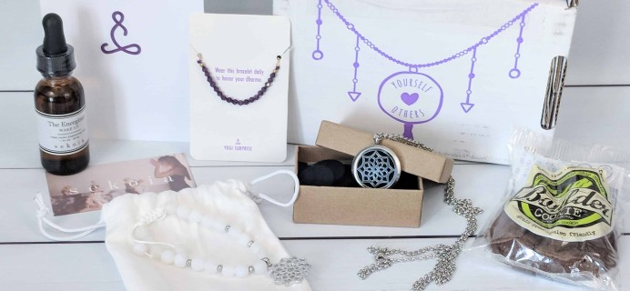 Yogi Surprise Jewelry Box Subscription Review + Coupon – May 2018