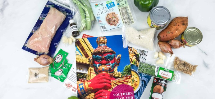 Global Belly May 2018 Subscription Box Review + Coupon