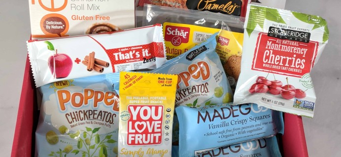 Love With Food Gluten-Free May 2018 Subscription Box Review + Coupon