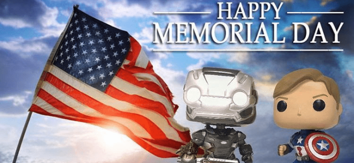 Funko Memorial Day Promo: Get 15% Off Sitewide + Free Shipping On $50+ Orders!