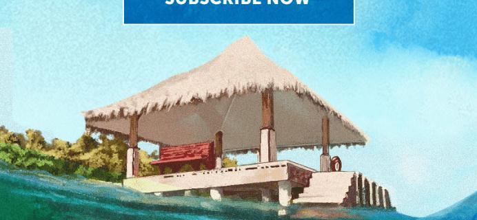 The Wanderlust Box Summer 2018 Box Theme Spoilers + Coupon – Maldives Edition!