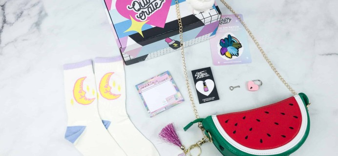 Quirky Crate May 2018 Subscription Box Review + Coupon