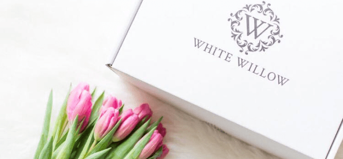 White Willow Box December 2018 Spoilers #1 & #2!