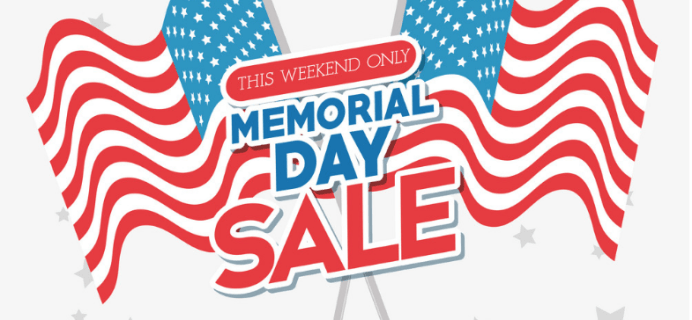 Toy Box Monthly Memorial Day Sale: Save 15% OFF First Month!