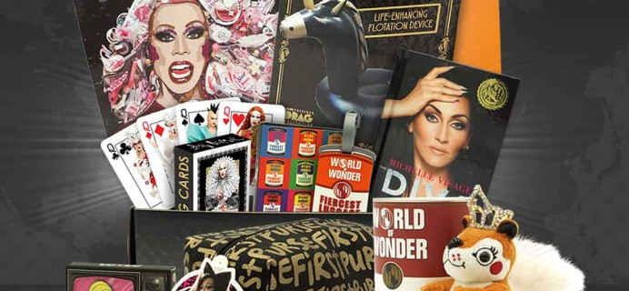 World of Drag Subscription Updates!