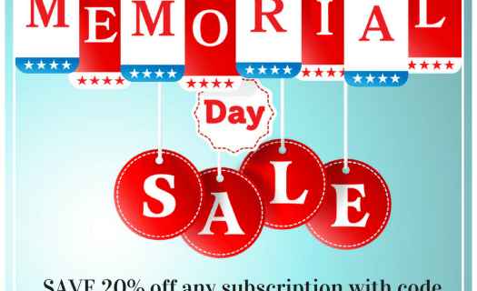 Cozy Reader Club Memorial Day Deal: Save 20% On Any Subscription!