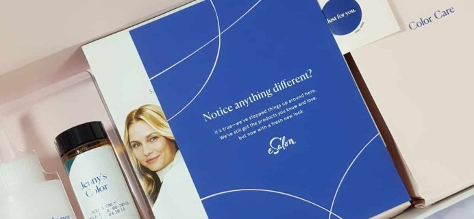 May 2018 eSalon Custom Hair Color Subscription Review + Coupon