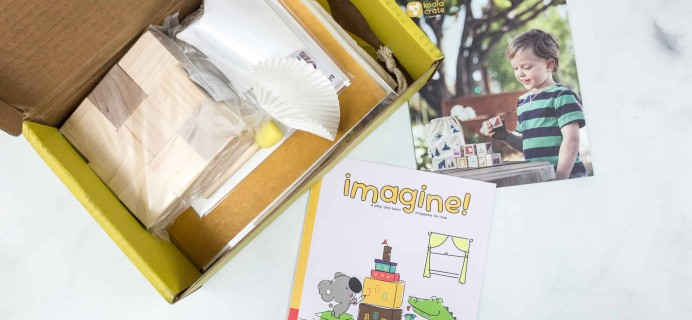 Koala Crate Subscription Box Review & Coupon – Cityscapes