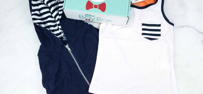 The Boy Box Clothing May 2018 Subscription Box Review