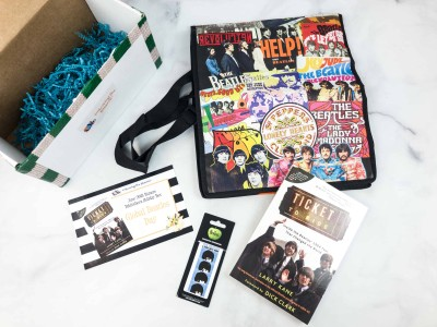 Unboxing the Bizarre Bibliotheca Holiday Box June 2018 Subscription Box Review