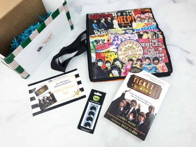 Unboxing the Bizarre Bibliotheca Holiday Box Cyber Monday Deal: Get 25% Off!