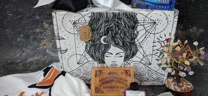 Box Bewitched Subscription Box Review – May 2018