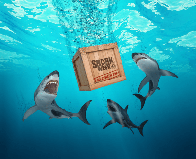 The Official Shark Week Box Now Available On Amazon!