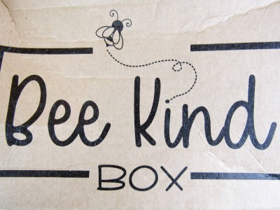 Bee Kind April 2018 Subscription Box Review