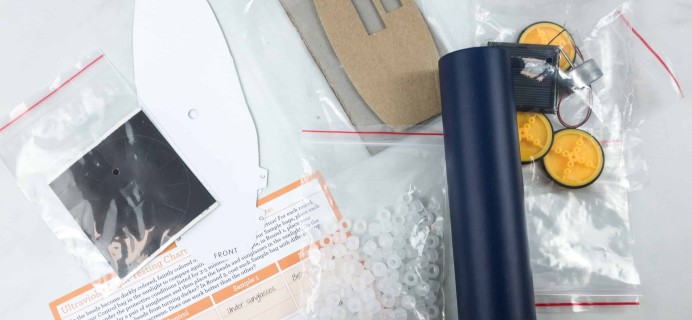 Little Passports Science Expeditions Subscription Box Review – SOLAR POWER
