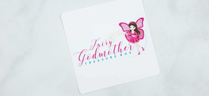 Fairy Godmother Treasure Box Princess Treasure Box July 2018 Spoiler + Coupon!