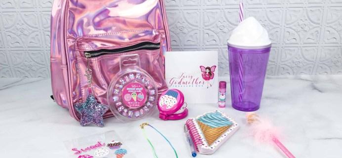 Fairy Godmother Treasure Box May 2018 Review + Coupon – Princess Treasure Box