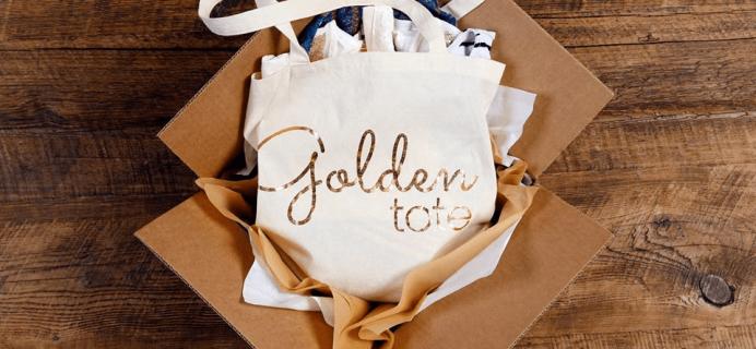 Golden Tote June 2018 First Look Spoilers!