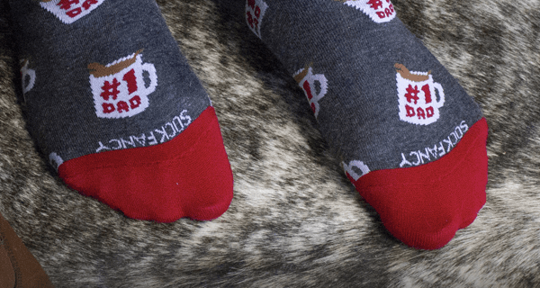 Sock Fancy Father's Day Coupon: Get A Free Pair Of Dad Socks + 15% Off!