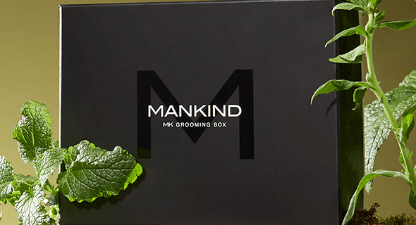 Mankind Limited Edition Grooming Box Available Now!