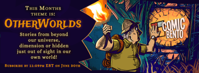 Comic Bento June 2018 Theme Spoilers!