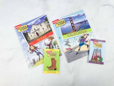 Highlights Which Way USA Book Club June 2018 Review & Coupon