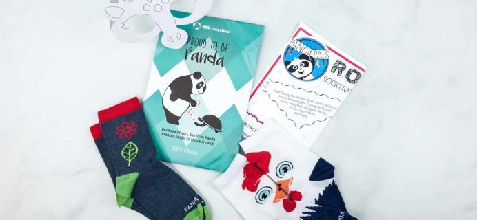 Panda Pals May 2018 Subscription Review & Coupon