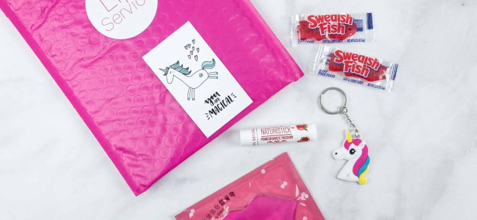 Lip Service June 2018 Subscription Box Review
