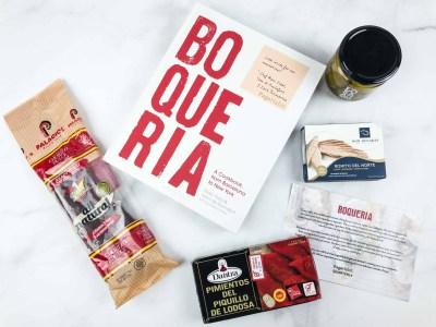 PageHabit Cookbook Quarterly Summer 2018 Subscription Box Review