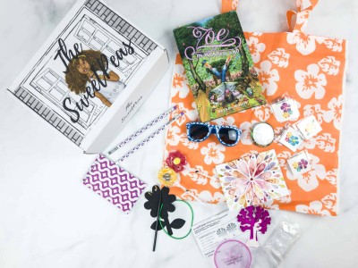 The SweetPeas June 2018 Subscription Box Review