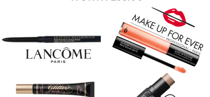 Look Incredible Deluxe Beauty Box June 2018 Full Spoilers!