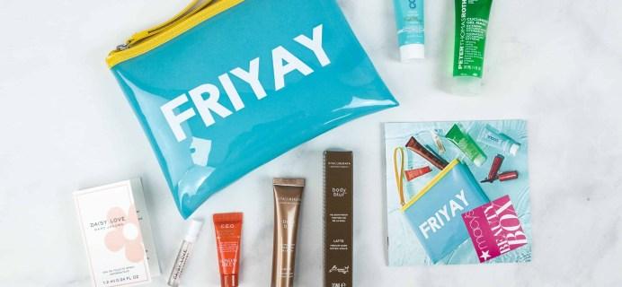 Macy's Beauty Box June 2018 Subscription Box Review