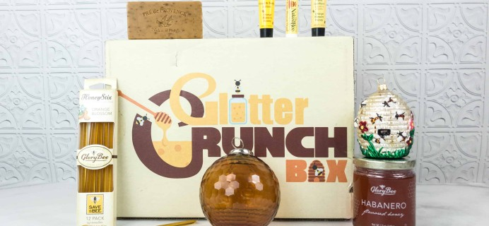 Glitter Crunch May 2018 Subscription Box Review