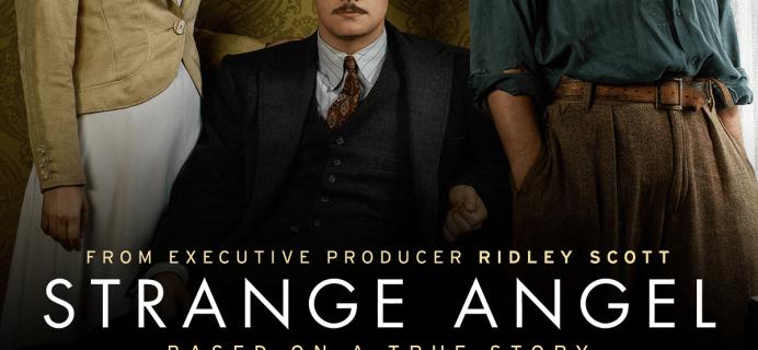 CBS All Access Free Week Trial + Strange Angel!
