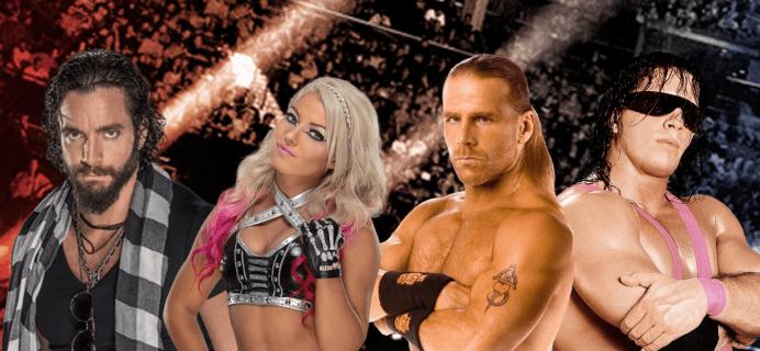 WWE Slam Crate August 2018 Full Spoilers + Coupons!