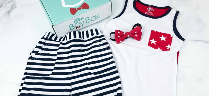 The Boy Box Clothing June 2018 Subscription Box Review