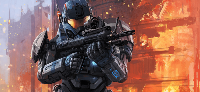 Loot Crate Halo Legendary Crate August 2018 Full Spoilers + Coupon!