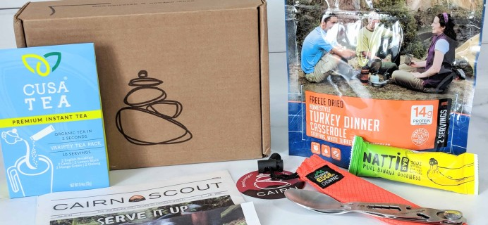 Cairn June 2018 Subscription Box Review + Coupon