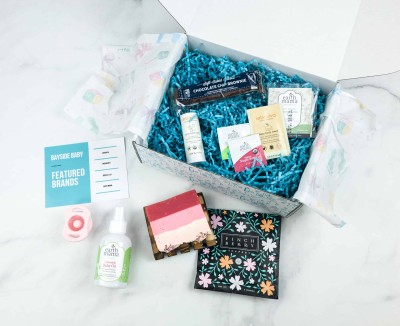 Bayside Baby June 2018 Subscription Box Review – Launch Box
