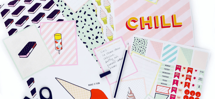 Pipsticks Summer Flash Sale: Get Free Prints When You Join Any Printables Club!