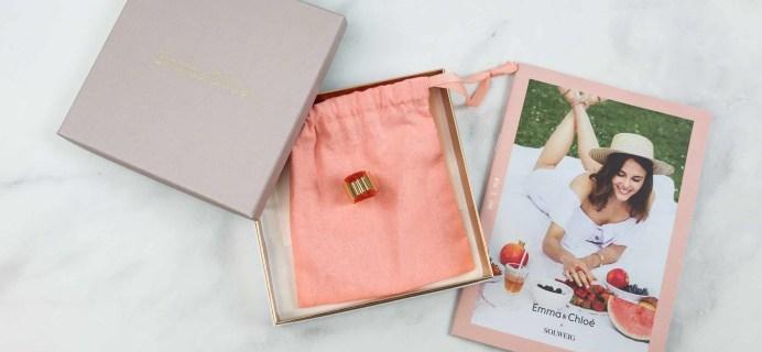 Emma & Chloe Subscription Box Review + Coupon – June 2018