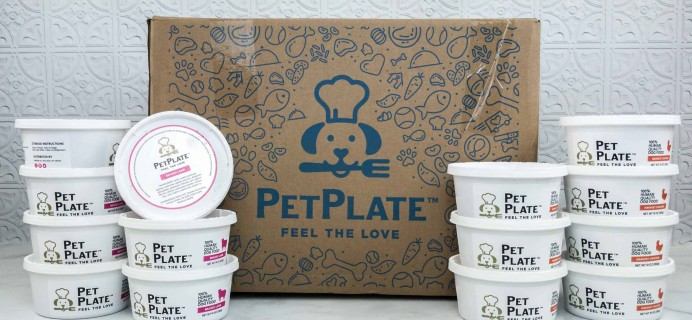 PetPlate Dog Food Subscription Review + Trial Coupon Deal! – LAMB & CHICKEN