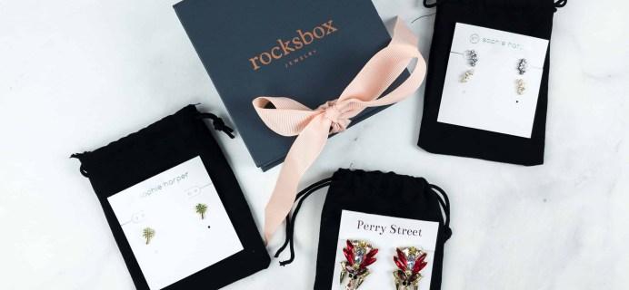 RocksBox June 2018 Review + FREE Month Coupon!