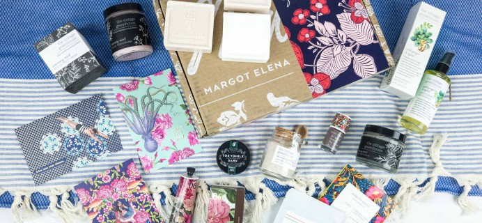 Margot Elena Discovery Box Review – Summer 2018