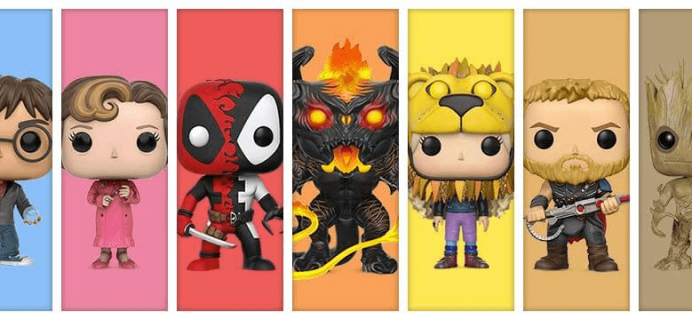 Pop In A Box Deal: Get Free Gift With Any Pop! Subscription!