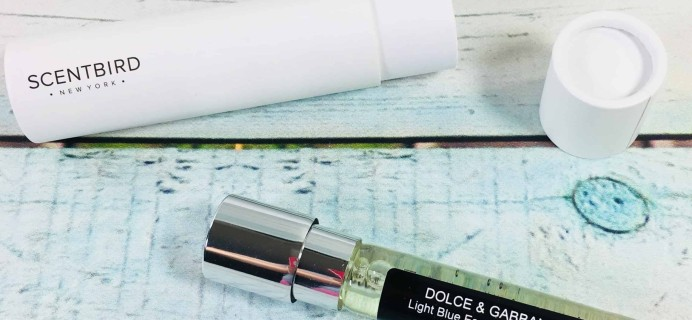 Scentbird Subscription Review & Coupon – June 2018