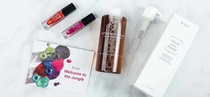 Julep Beauty Box July 2018 Review + Free Box Coupon!