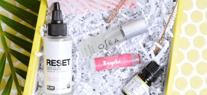 Oui Fresh Beauty Box July 2018 Full Spoilers!