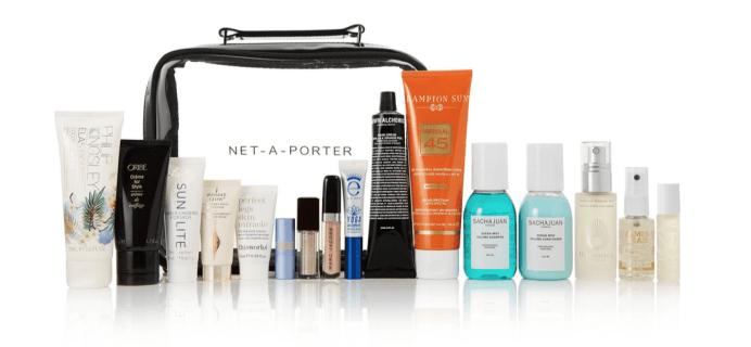 Net-A-Porter Beauty Jet-A-Porter Beauty Kit Available Now!